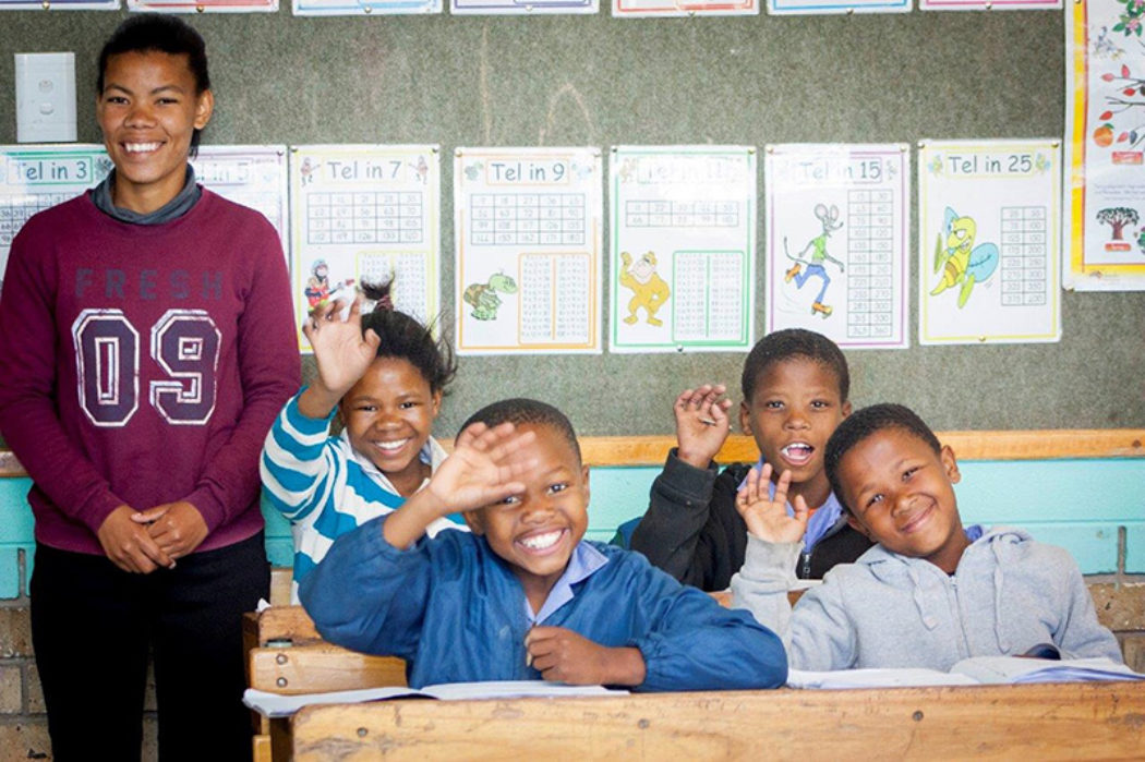 HELP FOR LEARNERS AND TEACHERS BUILDS CONFIDENCE AND IMPROVES MATHS RESULTS