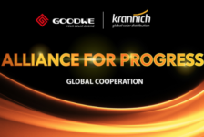 GoodWe signs Europe-wide cooperation with Krannich