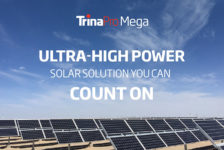 Trina Solar Unveils TrinaPro Mega, an Ultra-high-Power Smart PV Solution
