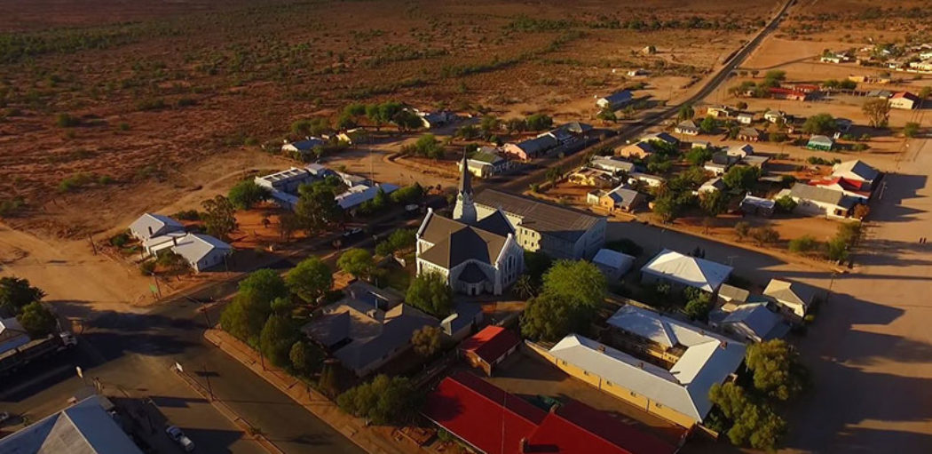 NORTHERN CAPE KENHARDT COMMUNITY COMES ON LINE